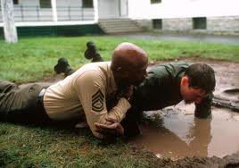 An Officer and a Gentleman - Richard Gere Lou Gossett Jr