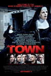 The Town Movie Poster Ben Affleck
