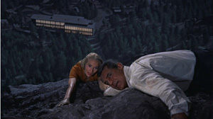 North by Northwest Cary Grant Eva Marie Saint Mt Rushmore