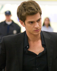 Social Network Eduardo Saverin Andrew Garfield