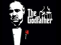 The Godfather movie poster - Marlon Brando