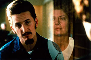 Dead Man Walking Matthew Poncelet (Sean Penn) confesses to Sister Prejean (Susan Sarandon)